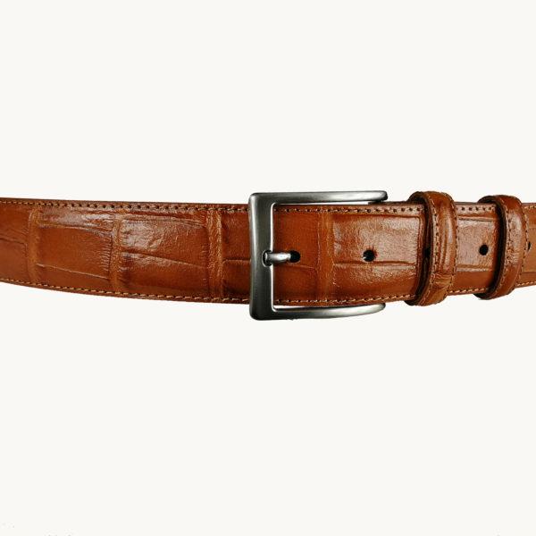 Cintura Uomo in Pelle (cocco stampato) - Le Scarpe vendita online ... f3c09ba1c507